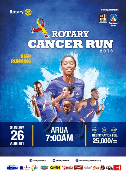 CANCER ROTARY RUN-2018