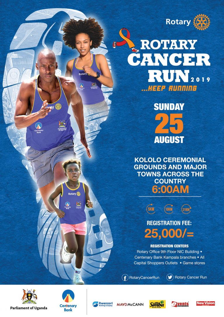 CANCER ROTARY RUN-2019